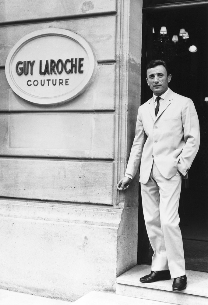 Guy Laroche biographie